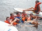 Watersports coach at Summer Camp