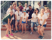 Camp Director at Summer Camps in Italy, Austria & Germany