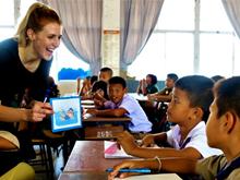 Gain a TESOL and teach in Thailand
