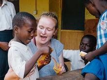 Affordable & Trusted Volunteer Programs in Ghana