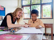 Affordable & Trusted Volunteer Programs in Bali from £220