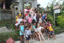 Bali Teaching & Beaches