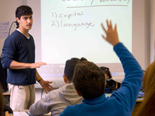 TEACH ENGLISH IN ITALIAN SCHOOLS