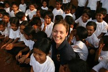 Cambodia Teaching in Siem Reap