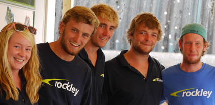 Rockley staff