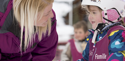 Ski Childcare Jobs