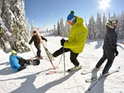 Ski instructor course in Austria with guaranteed job