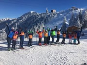 Become a ski instructor in Romania