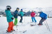 7 week Level 1 and 2 ski instructor course in Whistler Blackcomb