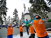 Whistler Snow School Outdoor Ranger