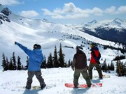 Professional CSIA or CASI Level 1 and 2 instructor course in Whistler Blackcomb