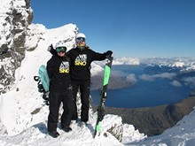 WE ARE SNO Interns in NZ