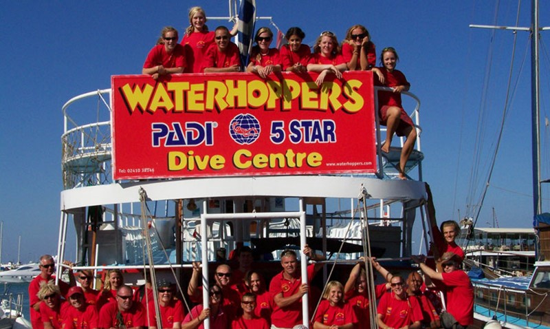 Waterhoppers Dive School Seasonworkers Com