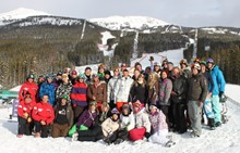 New EA Instructors at Lake Louise Banff
